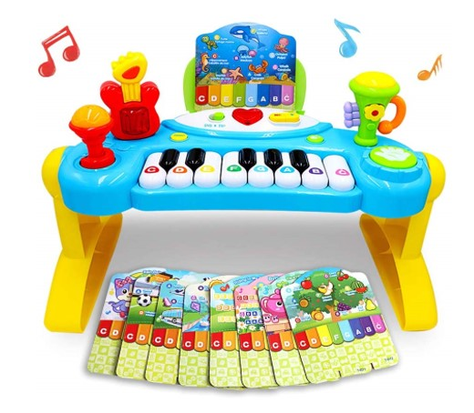 ● Mochoog Toy Piano for Toddlers