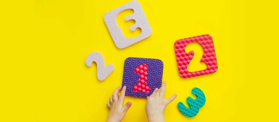 learn numbers for kindergarten